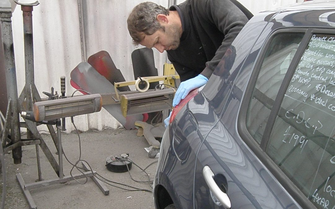 Bodyshops to Experience Boost of Repairs in March