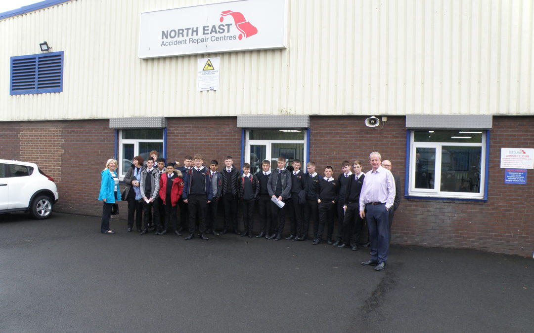 Leading North East Bodyshop Group Helps Tackle Industry Skill Shortages