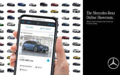 Mercedes-Benz UK Launches New Online Showroom